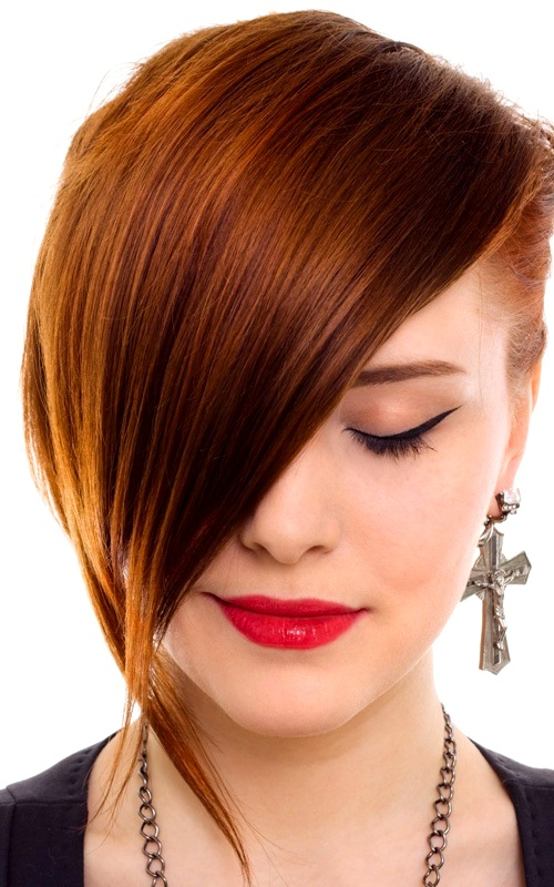 women's hairstyles with shaved sides 2018  images
