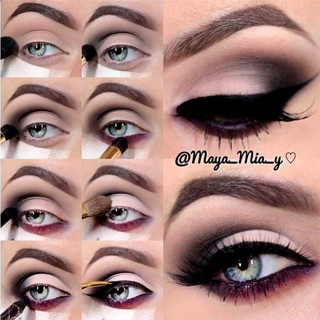 How To Do Perfect Cat Eye Makeup