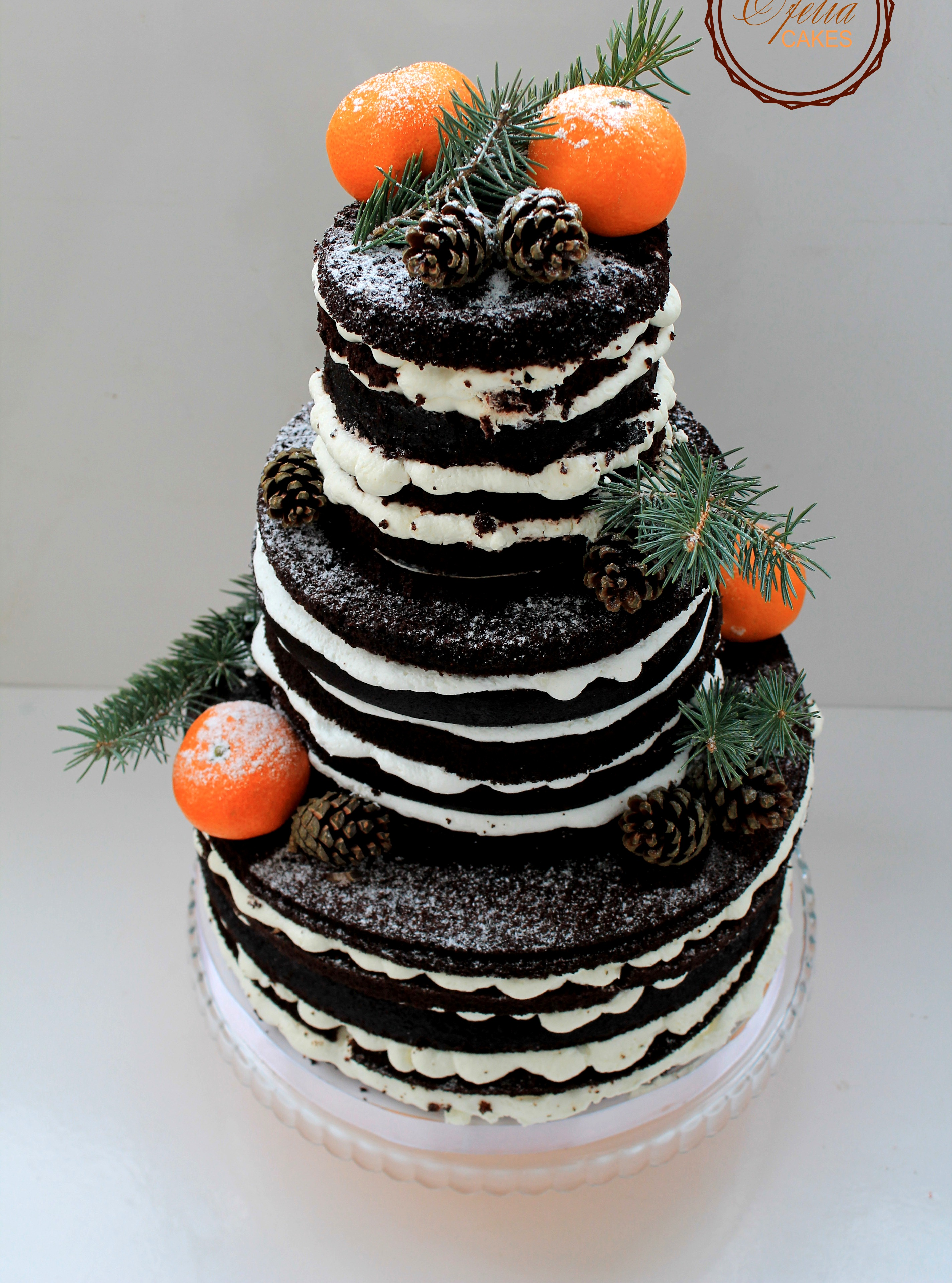 Winter Wedding Cake ideas 2017 | Toppers, cakes with ...