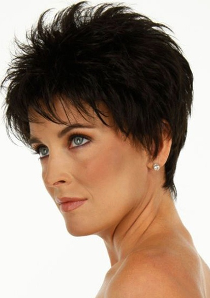 Short Spiky Haircuts and Hairstyles for Women 2017 | Very