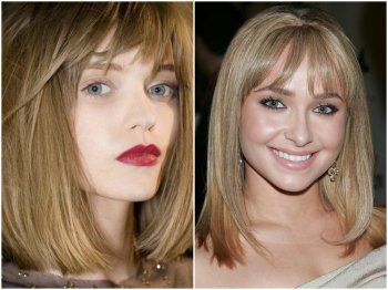 Shoulder length haircuts for women