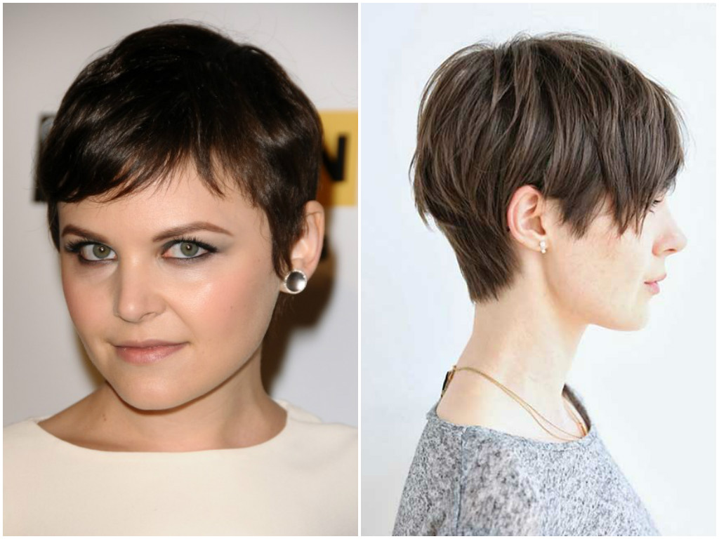 Short Pixie Haircuts For Women 2017