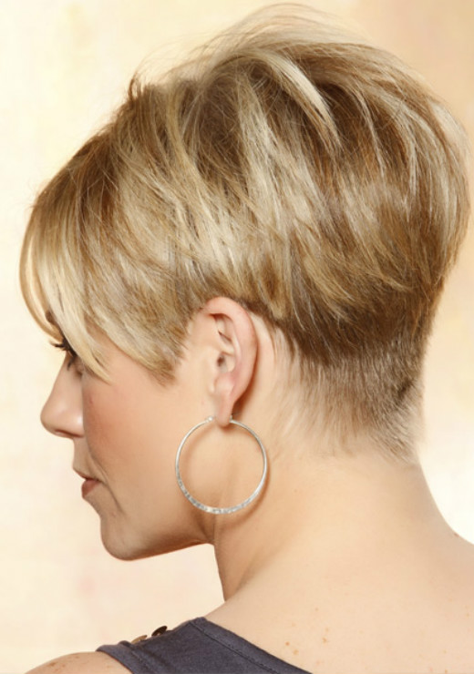 Wedge Haircuts And Hairstyles For Women 2016 2017 Short Medium