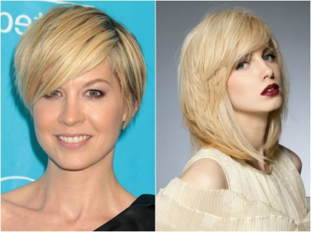 Wedge Haircuts for Women - Example
