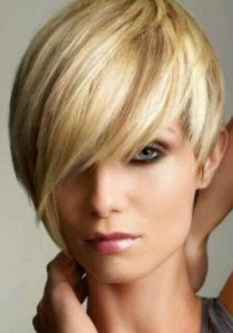Wedge Haircuts for Women