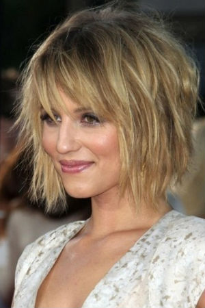 36 Gorgeous Layered Haircuts with Bangs in 2017 | Short, Long, Medium