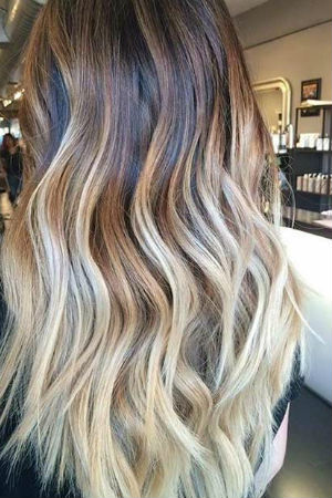45 trendy blonde balayage and ombre highlights on brown hair 2017 45 trendy blonde balayage and ombre on brown hair urmus