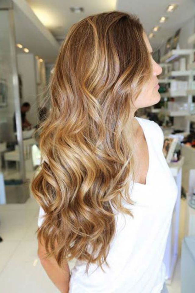 36 Blonde Balayage Hair Color Ideas With Caramel Honey Copper