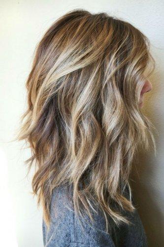 36 Blonde Balayage Hair Color Ideas with Caramel, Honey ...