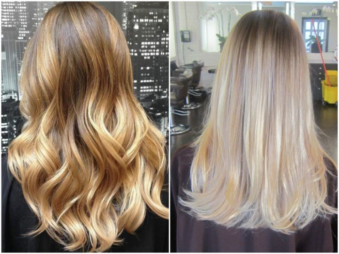 64 Stylish Dark and Light Blonde Balayage Looks