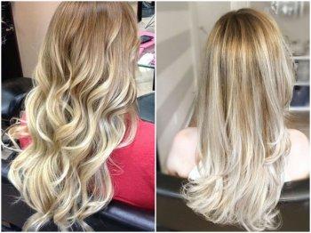 64 Stylish Dark and Light Blonde Balayage Looks