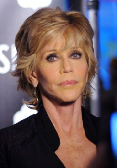 Jane Fonda Haircuts ...