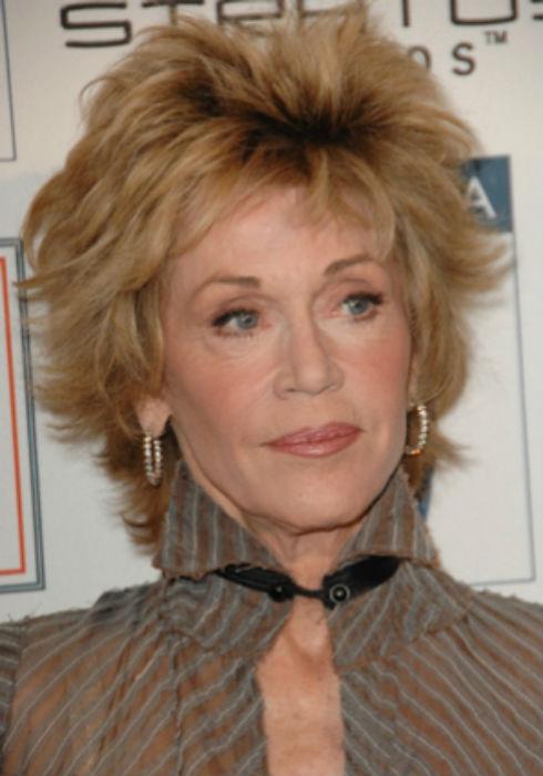 Nice Jane Fonda Haircuts Jane Fonda Haircuts