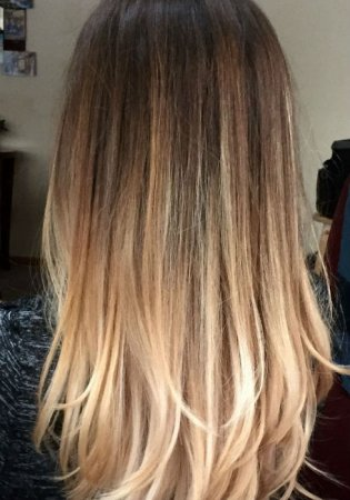 Balayage on Straight Hair | Short, Medium length, Long