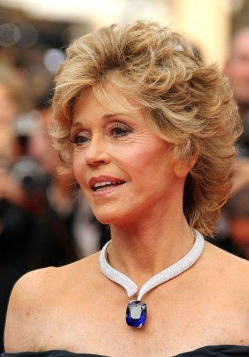 Jane Fonda Haircuts