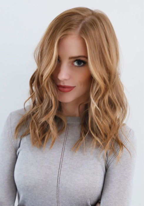 Strawberry Blonde Hair The Delicate Flavor Of Style