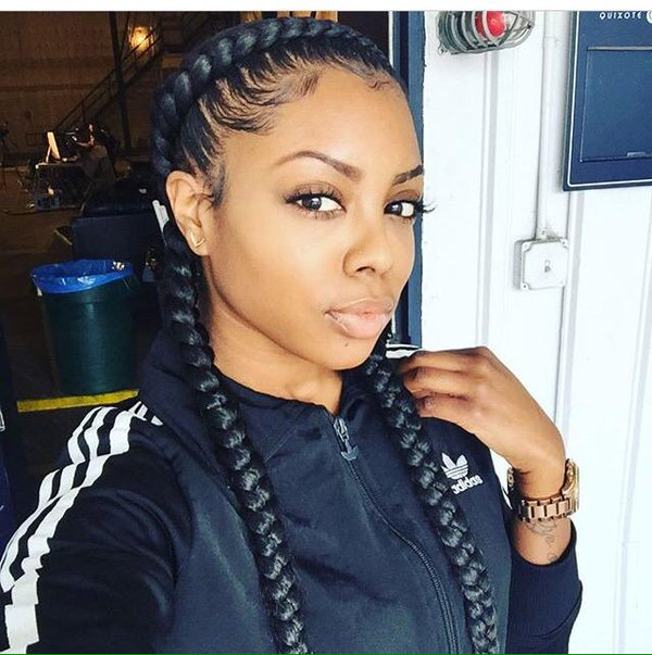 Black Braided Hairstyles 2019 – Big, Small, African, 2 and ...