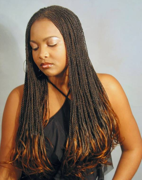 Black Braided Hairstyles 2019 Big Small African 2 And 4 Cornrows