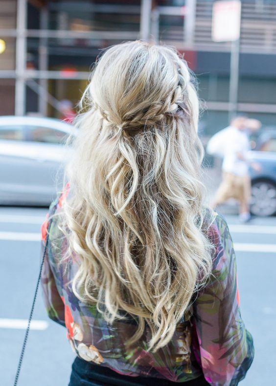 Boho Hairstyles For Short Hair