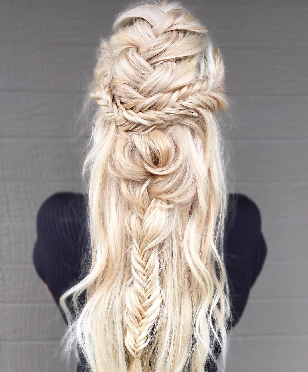 60 Cute Boho Hairstyles For Short, Long, Medium Length Hair