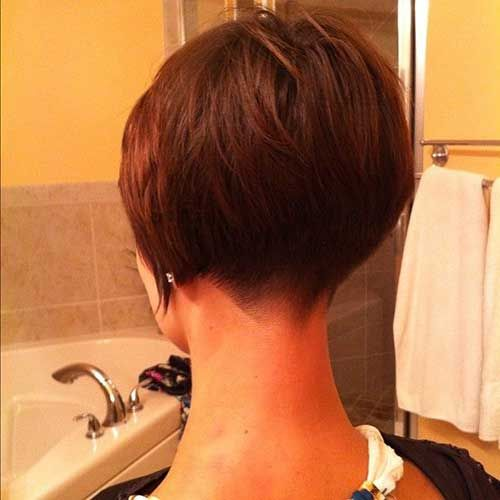 50 Incredible Stacked Haircuts Pictures Of Stacked Hairstyles 2017