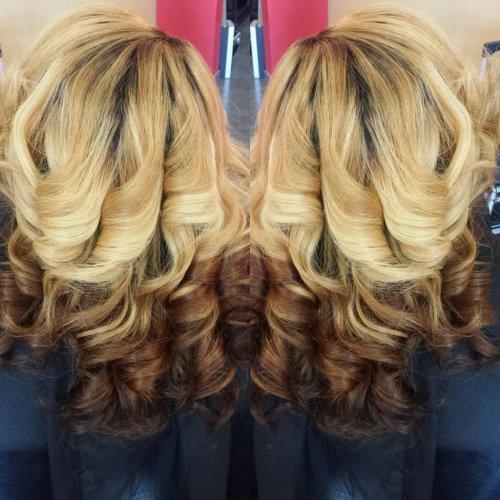 Light Blonde Hair Platinum