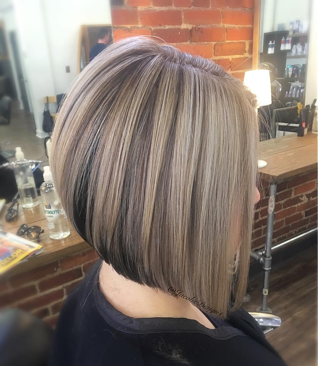 Inverted Bob Haircuts And Hairstyles 2018 Long Short Medium