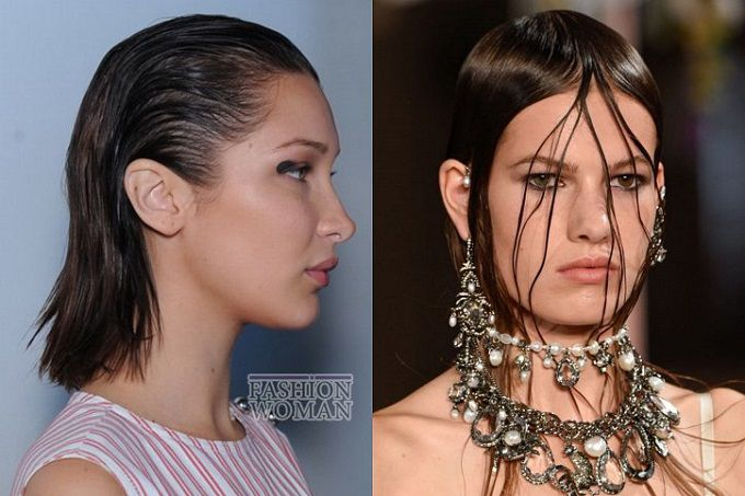 Fashionable hairstyles for spring-summer 2019
