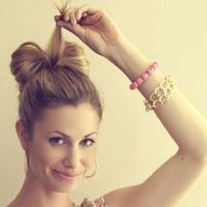Stylish buns for the hot summer of 2018