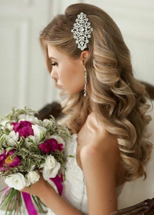 Beautiful Wedding Hairstyles In 2019 Part 1