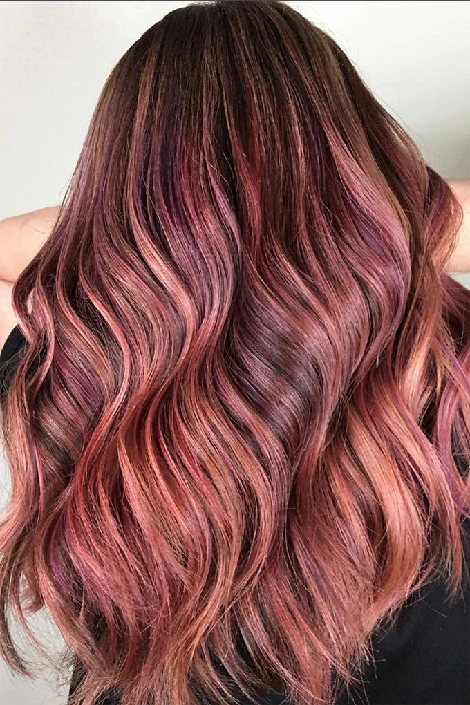 Hair colour for Spring-Summer 2019