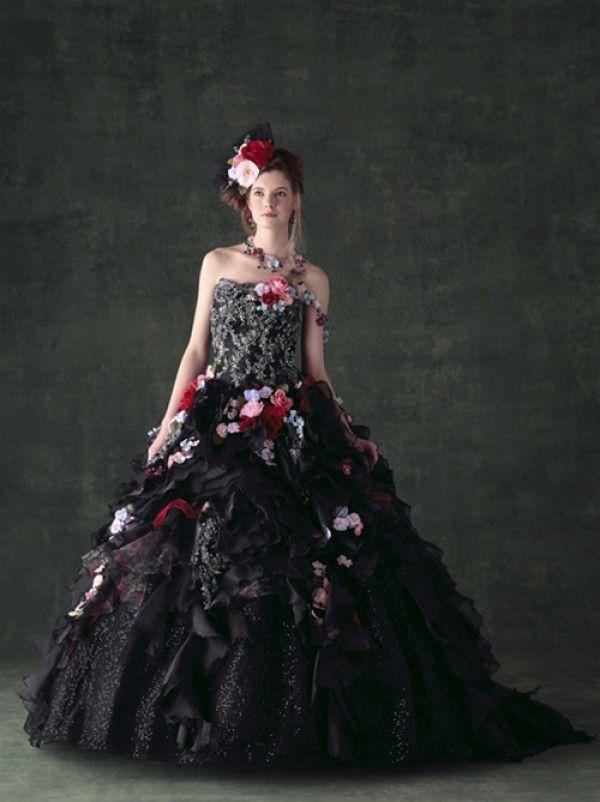 Gothic Wedding Dresses 2019