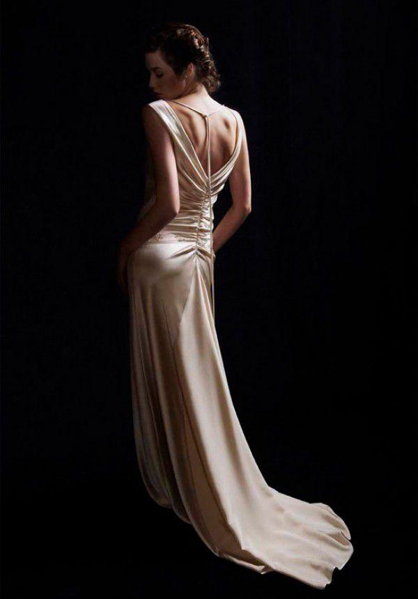 Backless Wedding Dresses 2019