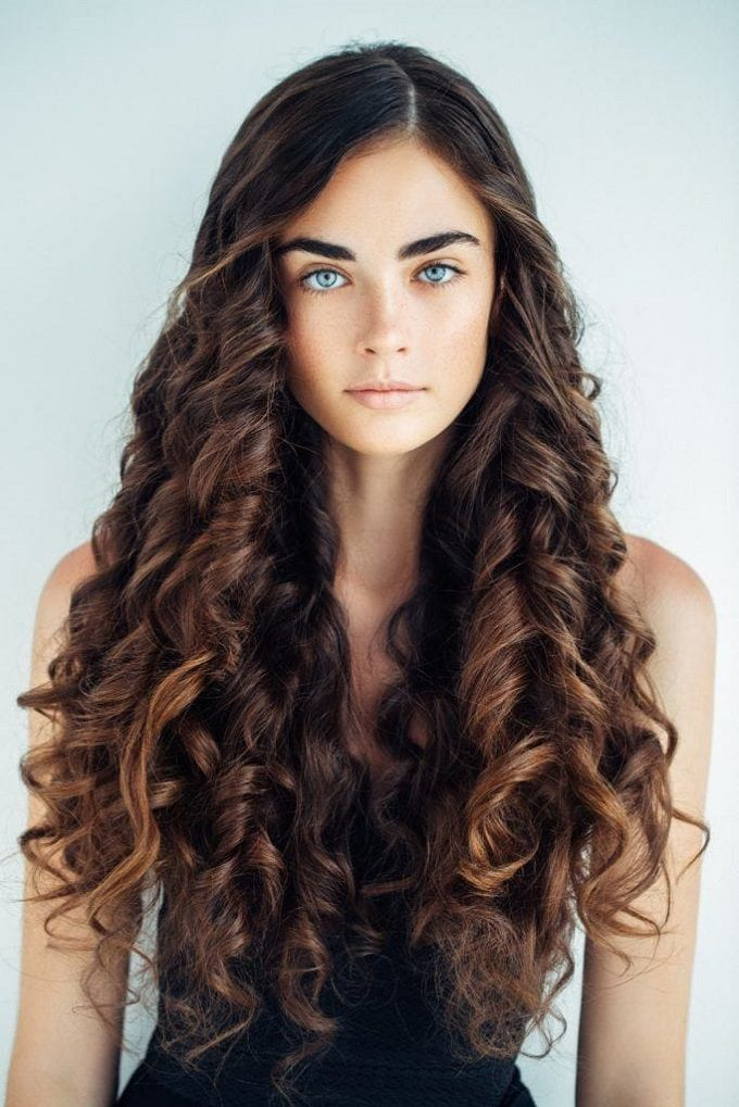 Secrets Of Curly Hair