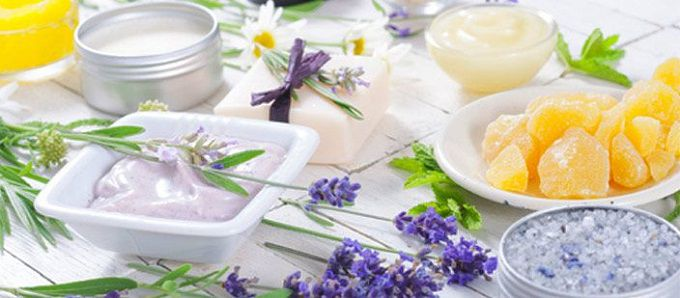 Natural skin items with plant extracts and vital nutrition