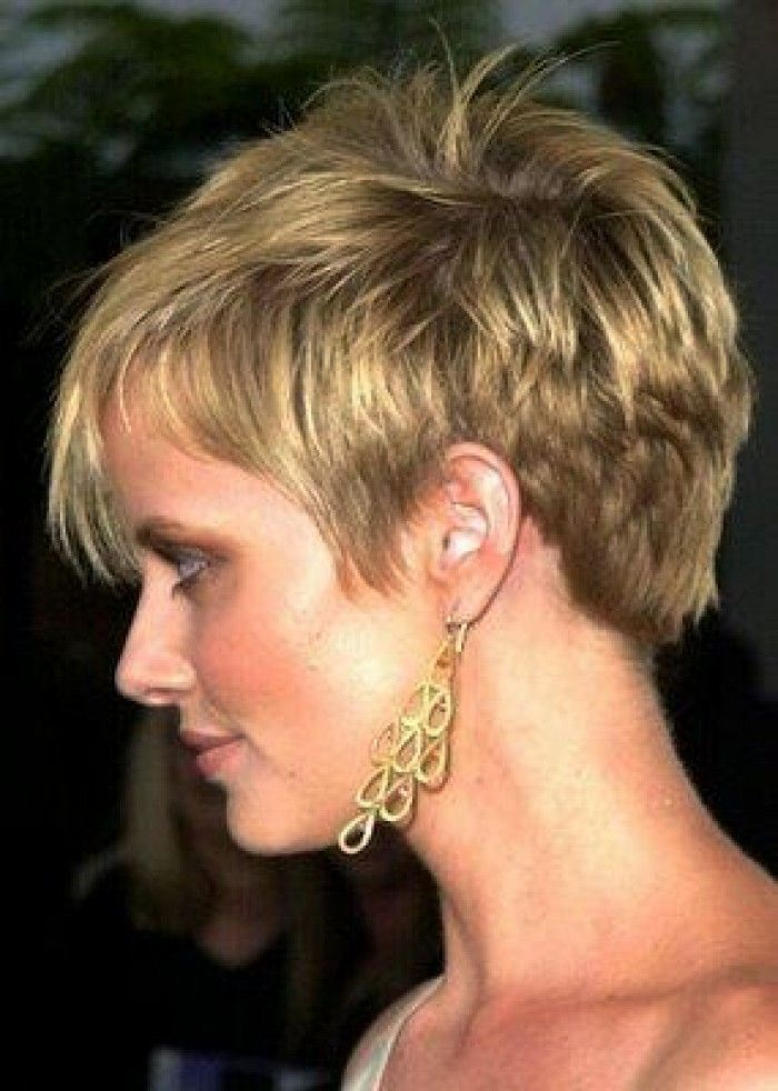 Short Spiky Haircuts and Hairstyles for Women 2016 | Very short ...