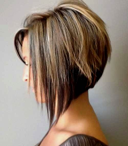 Swell Inverted Bob Haircuts And Hairstyles Long Short Medium Hairstyle Inspiration Daily Dogsangcom