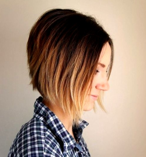 Inverted Bob Haircuts And Hairstyles Long Short Medium
