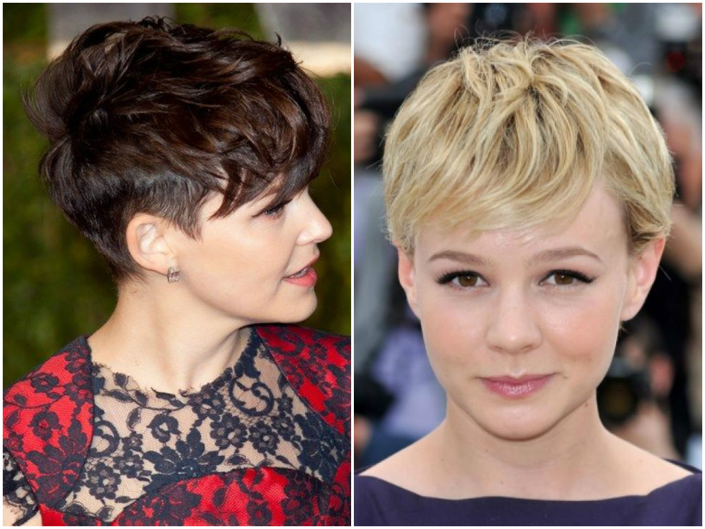 Short hairstyles trend pictures