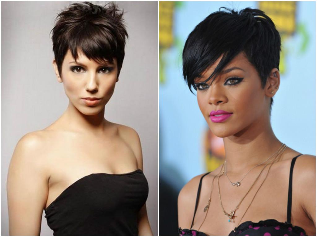Short Pixie Haircuts For Women 2017