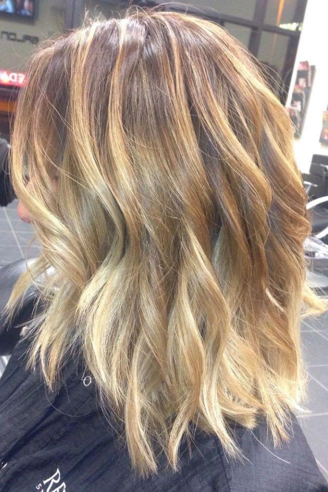 Light Blonde Hair With Highlights Lighter