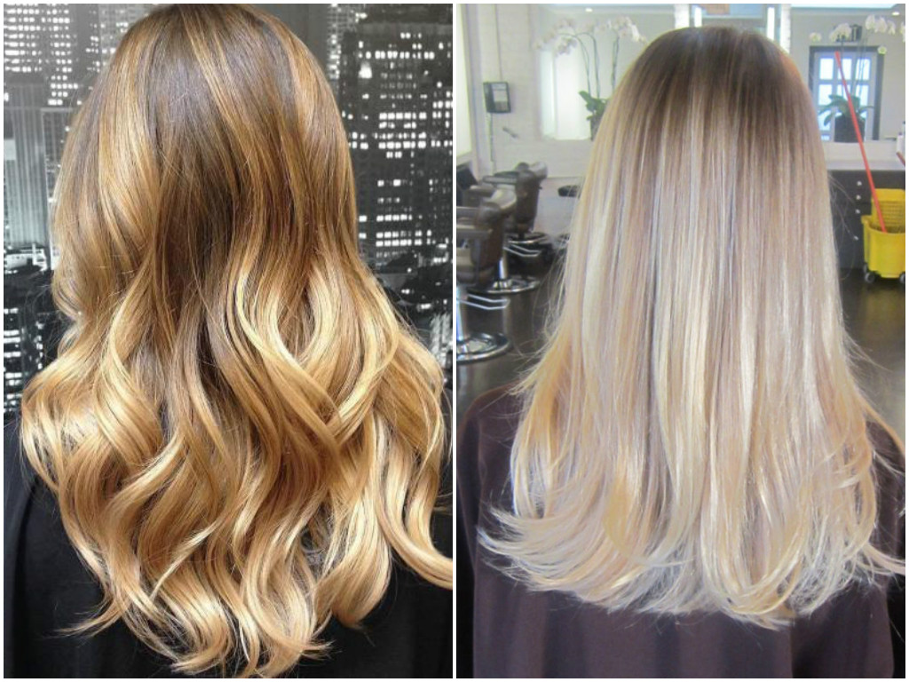 10 Stylish Blonde Balayage Color Ideas