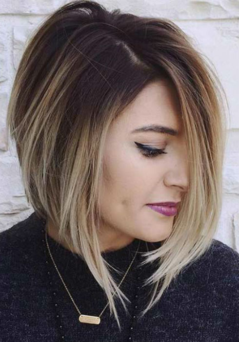 Hairstyle trend for fall pictures